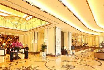 Caravelle Hotel - Saigon main hall