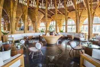 Naman Retreat beautiful restaurant