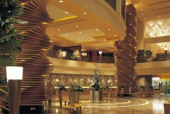 Sofitel Saigon Plaza Hotel Lobby