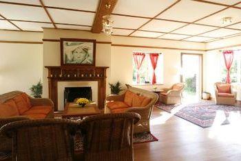 Amara Mountain Resort Living Room