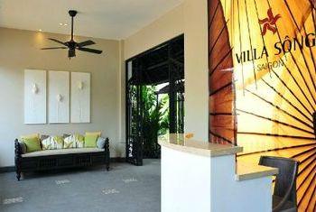 Villa Song Saigon Reception