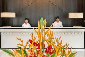 Boutique Hoi An Resort  receptionist