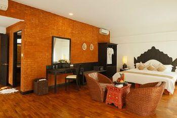 Amazing Bagan Resort bed room 2