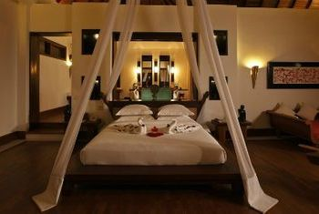 Ngapali Bay Villa & Spa comfy bed