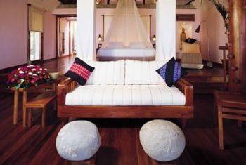 Sandoway Resort Ngapali Beach Bedroom