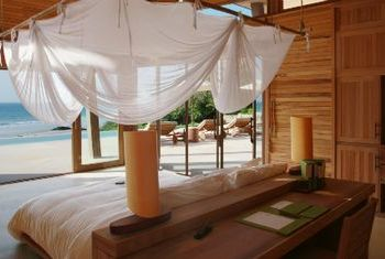 Six Senses Con Dao in the room