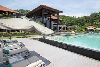 Banyan Tree Lang Co - Hue pool