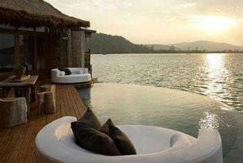 Songsaa Private Island Resort Private Pool