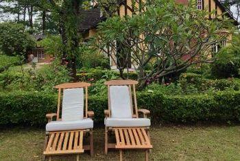 Amara Mountain Resort Garden