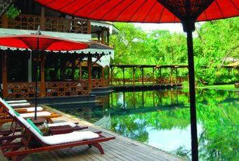 Governor's Residence Yangon pool 2