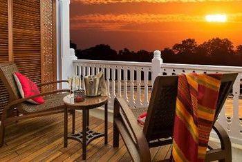 Jahan Cruises Balcony