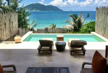 Six Senses Con Dao Private pool