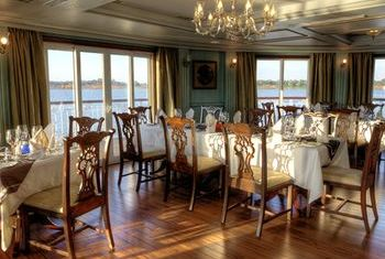 Jahan Cruises Restaurant 1
