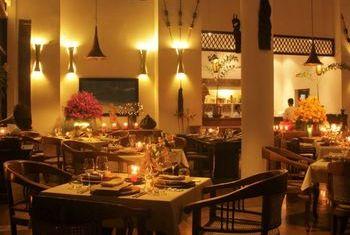 Ngapali Bay Villa & Spa Restaurant