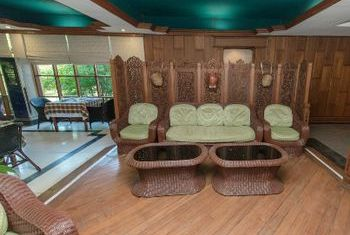 Amazing Bagan Resort living room