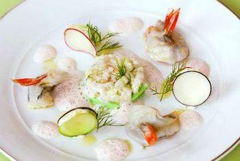 Sofitel Saigon Plaza Hotel Food 2