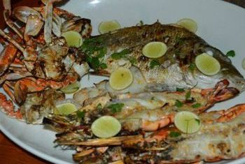 Ngapali Bay Villa & Spa Food 2