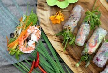 An Lam Ninh Van Bay Villas Breakfast