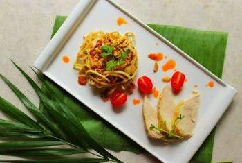 Governor's Residence Yangon food 3