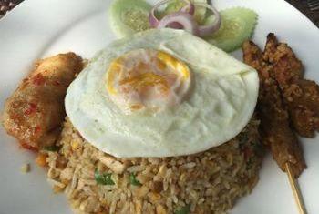 Popa Mountain Resort Bagan Food 3