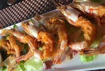 Aureum Palace Spa &Resort Ngapali Beach food 4