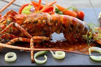 An Lam Ninh Van Bay Villas seafood