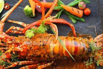 An Lam Ninh Van Bay Villas fine dining