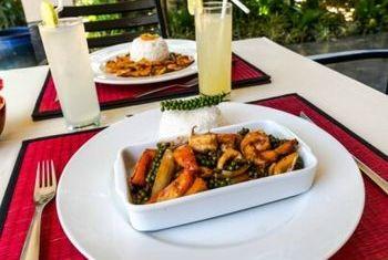 Shanghai Angkor Villas & Spa Resort Siem Reap food 2
