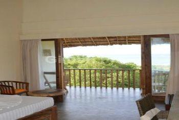 Giman Free Resort bedroom