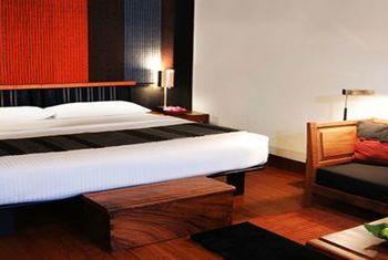 Heritance Kandalama  bedroom