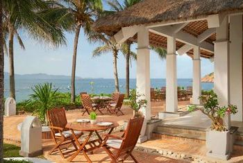 Avani Quy Nhon Resort & Spa private beach