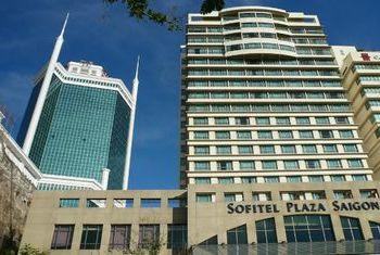 Sofitel Saigon Plaza Hotel Building