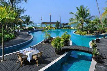 Aureum Palace Spa &Resort Ngapali Beach view 1