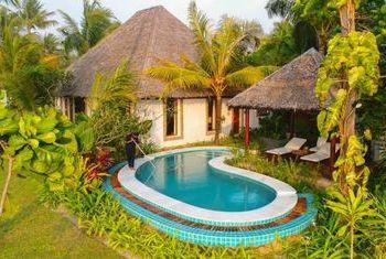 Ngapali Bay Villa & Spa Private pool
