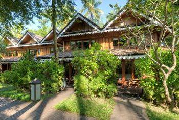 Sandoway Resort Ngapali Beach overview