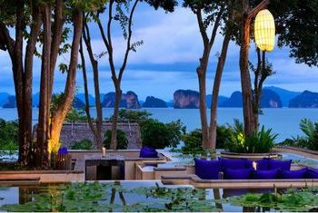 Six senses Yao Noi View to the beach