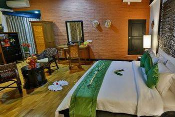 Amazing Bagan Resort  bedroom