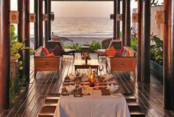 Aureum Palace Spa &Resort Ngapali Beach view 2