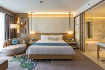 InterContinental Nha Trang bedroom