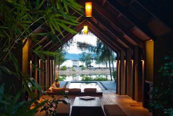 An Lam Ninh Van Bay Villas restaurant
