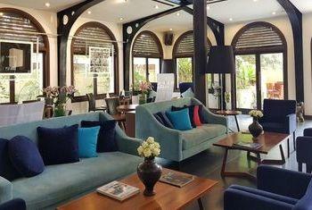 Heritage Suites Siem Reap main hall