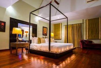 Shanghai Angkor Villas & Spa Resort Siem Reap bedroom