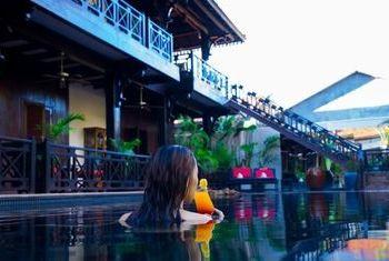 Shanghai Angkor Villas & Spa Resort Siem Reap outside