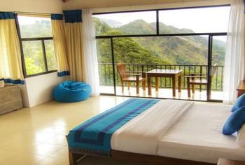Mountain Heavens Hotel Ella Bedroom