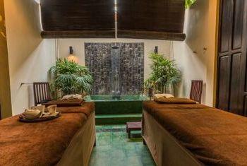 Shanghai Angkor Villas & Spa Resort Siem Reap main hall