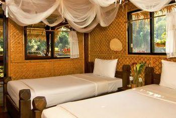 River Kwai Jungle Rafts Kanchanaburi bedroom