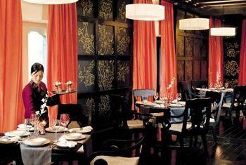 Taj Tashi Hotel Restaurant
