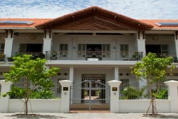 Bambu Battambang Hotel building