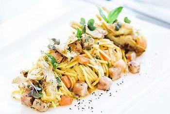 Anantara Siam Bangkok Hotel special food