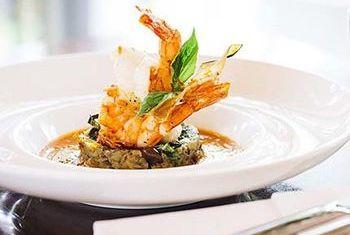 Anantara Siam Bangkok Hotel Food